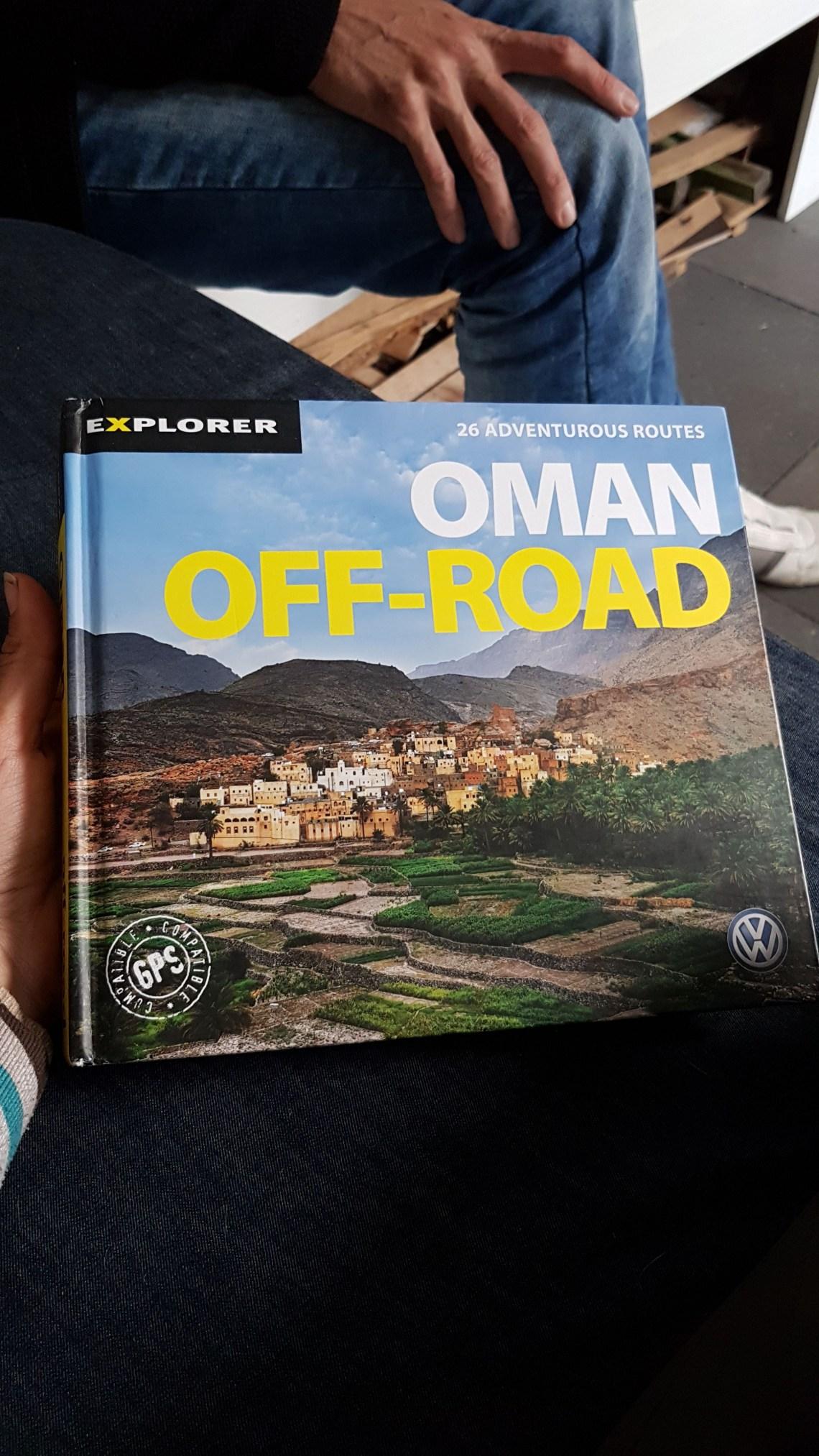 Oman off road explorer