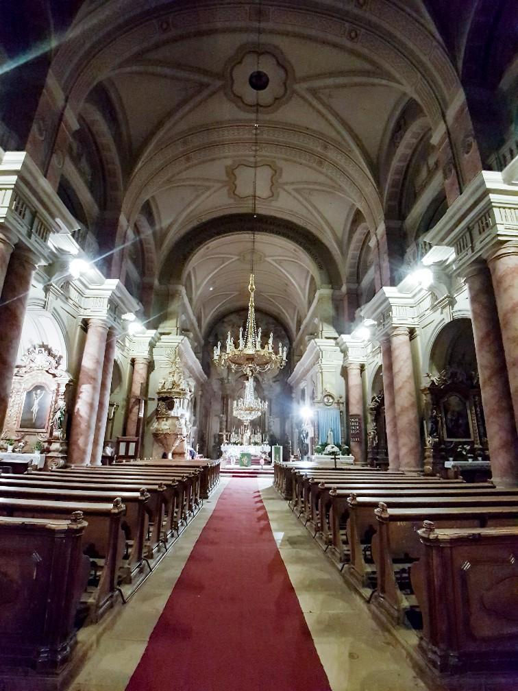 Sibiu kerk bezienswaardigheden Roemenië
