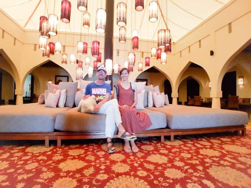 Chedi Hotel Muscat Oman