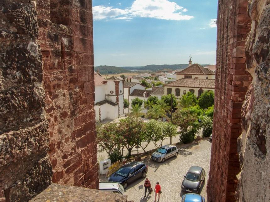 Silves kasteel Algarve Portugal