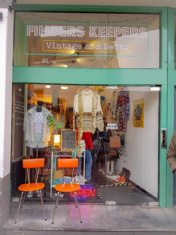 Finders Keepers retro vintage Zwolle