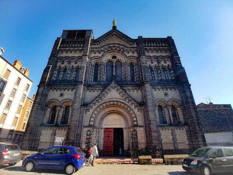 Eglise Saint Joseph kerk Clermond Ferrand Frankrijk