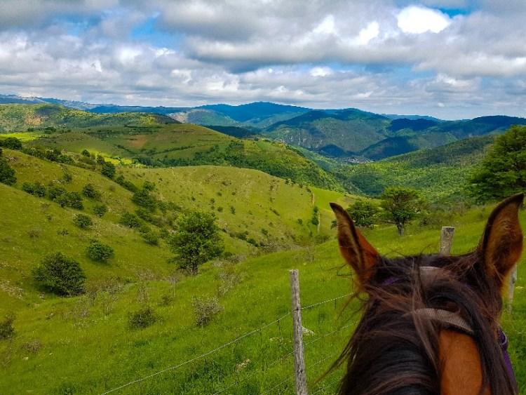 Sommant Horse team paardrijden Frankrijk endurance
