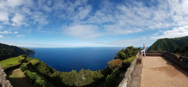 Azoren Sao Miguel kust Portugal