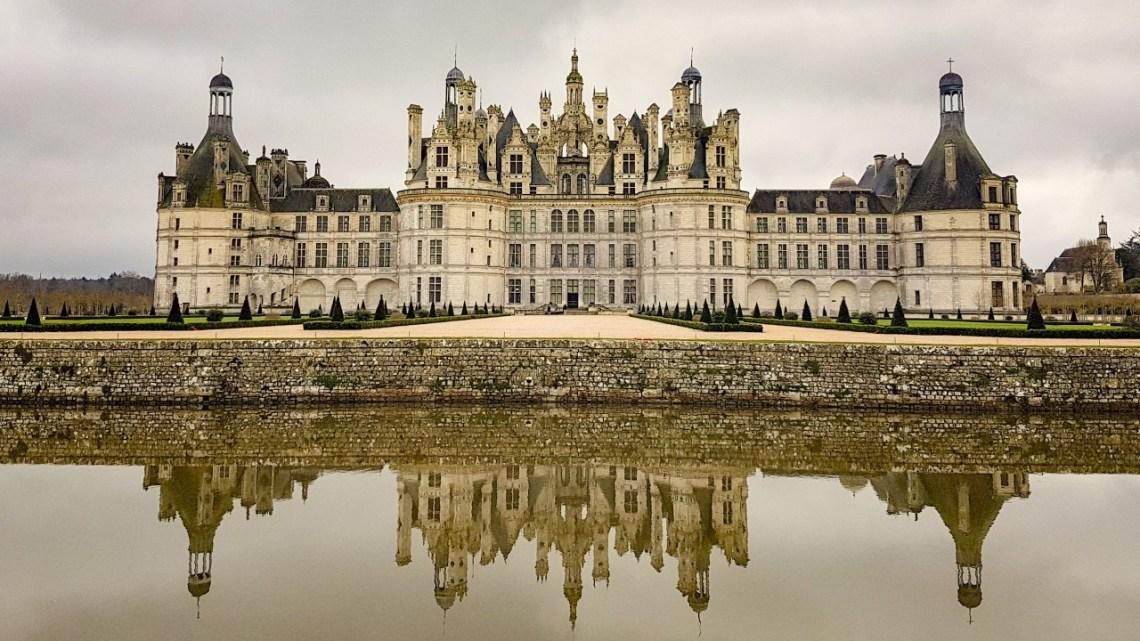 Chateau de Chambord Pays de la Loire Frankrijk