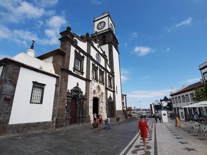 Ponta Delgada Azoren Sao Miguel Portugal (3)