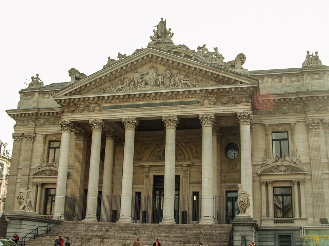 Beurs van Brussel België