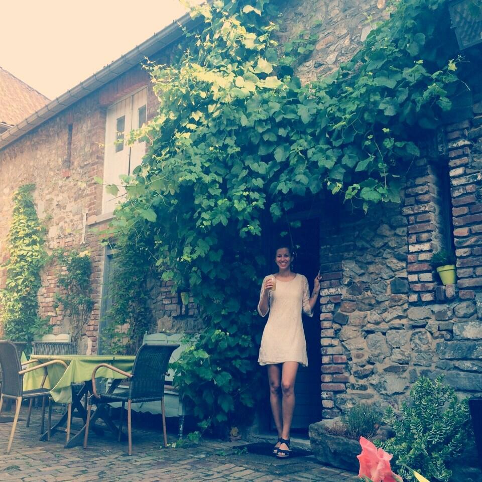 Hotel Bernau Belgische Ardennen België