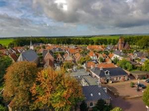 Sloten Friesland kleinste stad