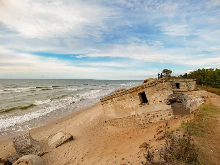 Karosta oorlogswrakken Letland