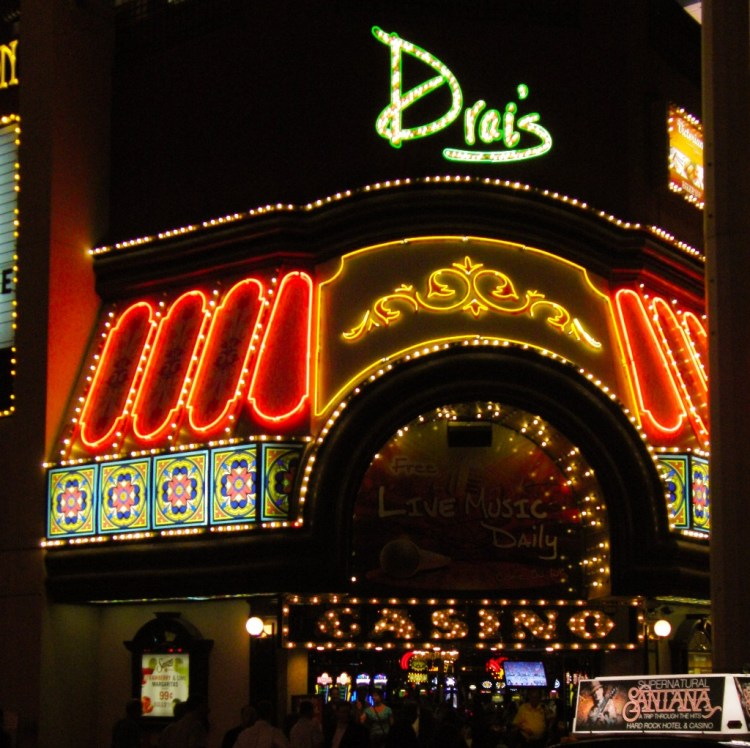 Drai's nachtclub hiphop Las Vegas USA