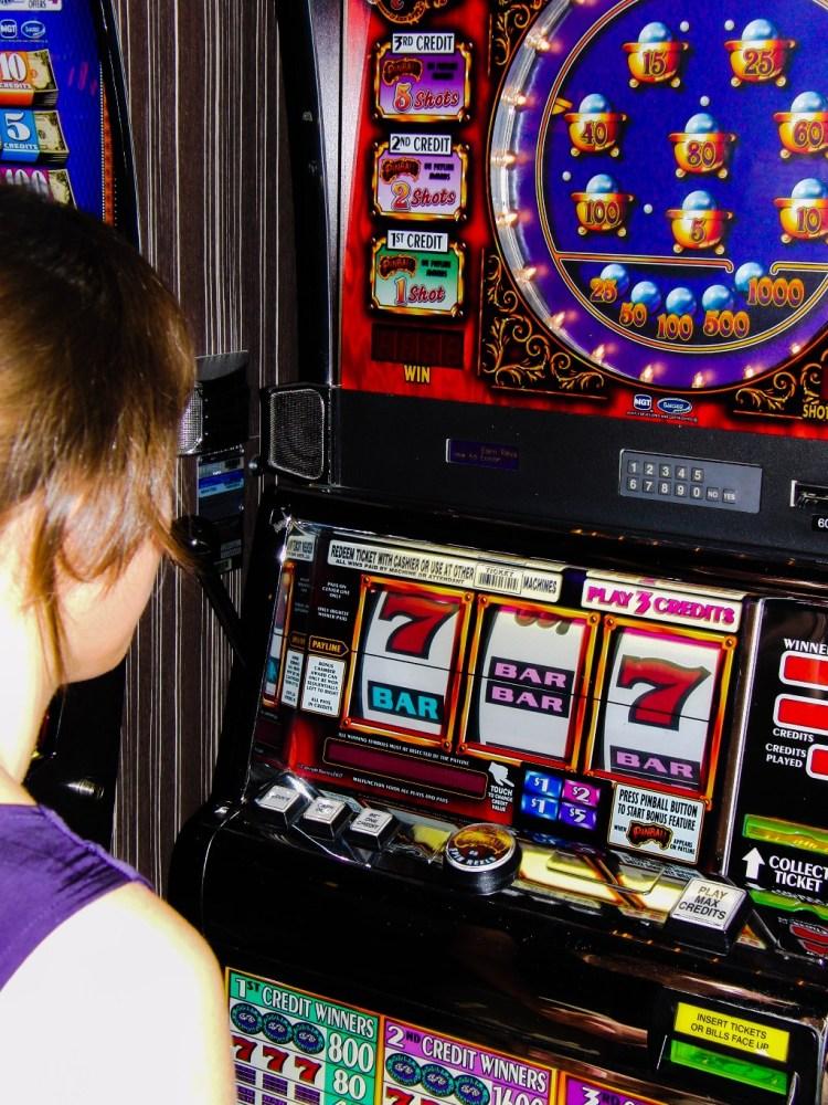Gokken Las Vegas slot machines USA