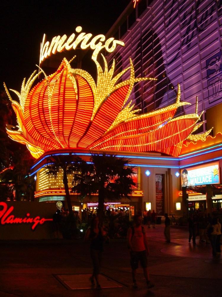Las Vegas USA neon museum
