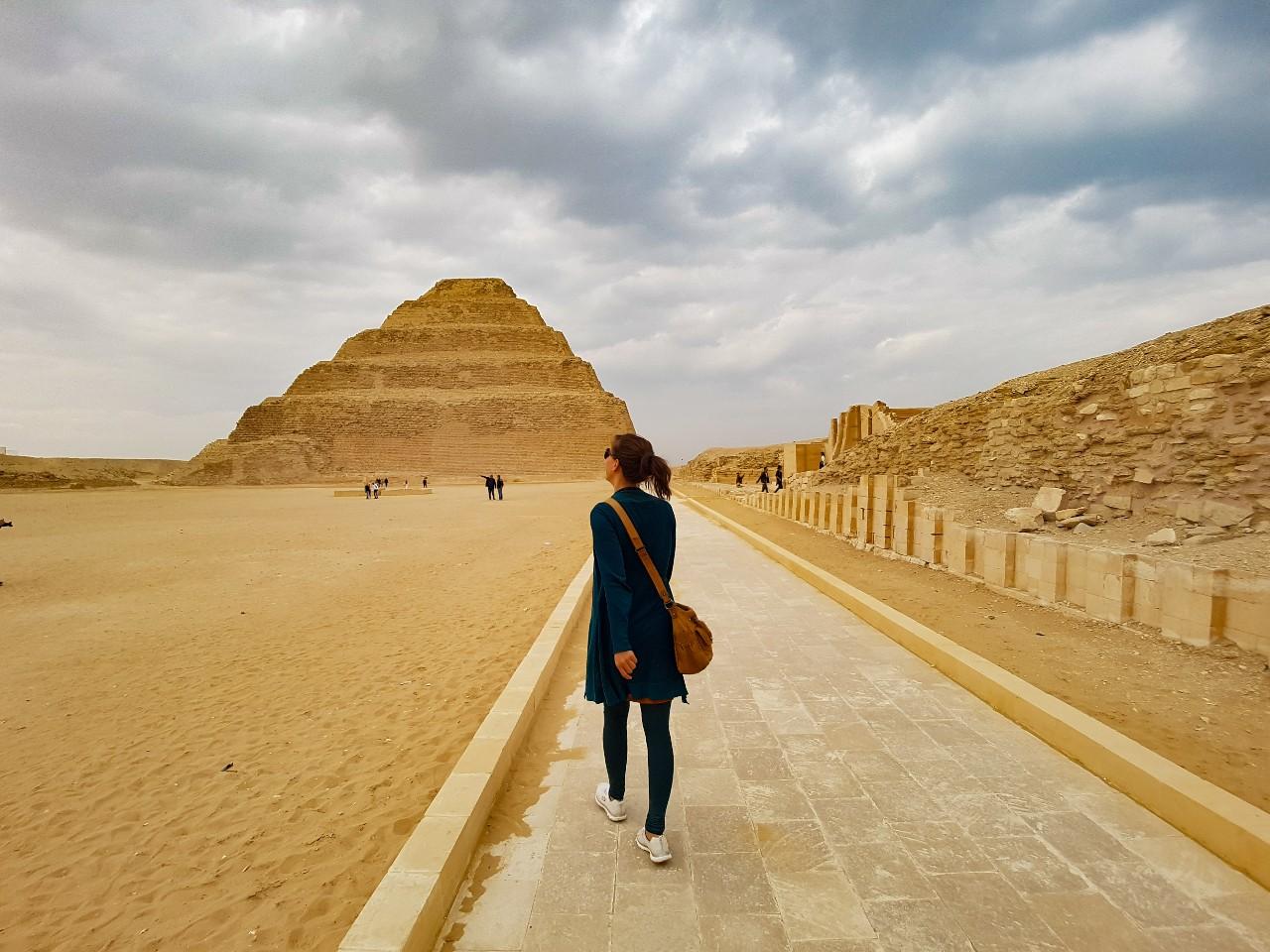 Weekoverzicht #8; naar Roemenië en Egypte