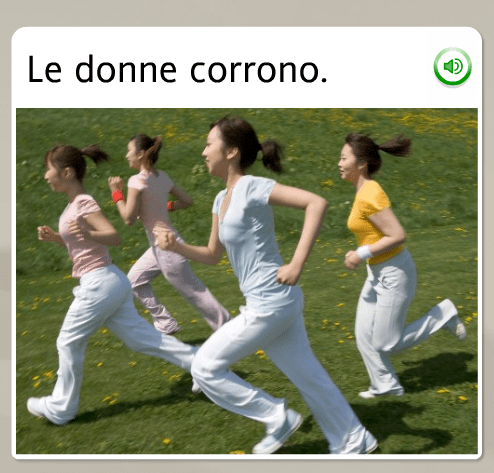 the women run