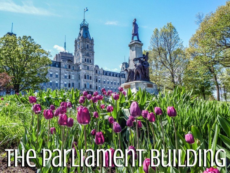 Quebec City Parliament Building