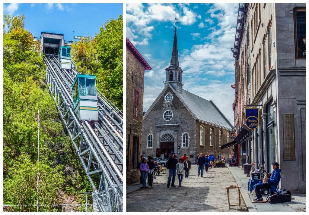 quebec city petit champlain district