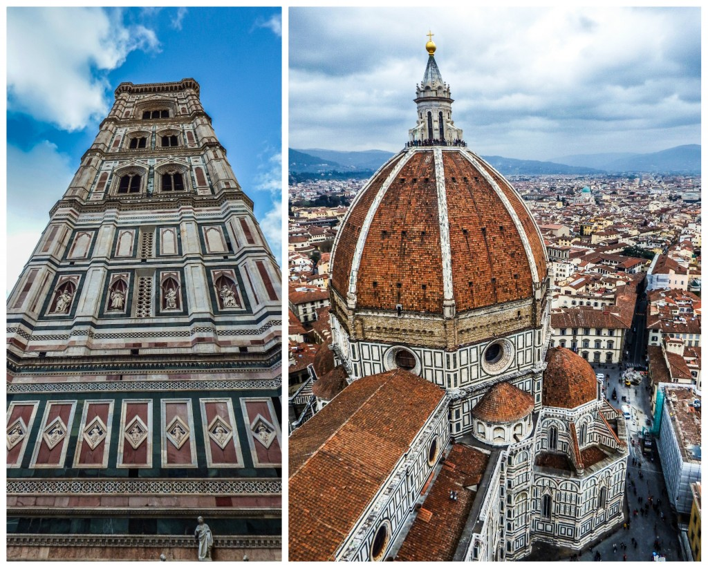 florence italy duomo giotto campanile bell tower