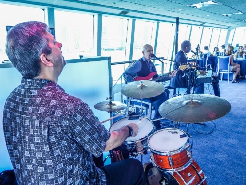 Hornblower New York's Jazz Brunch Cruise