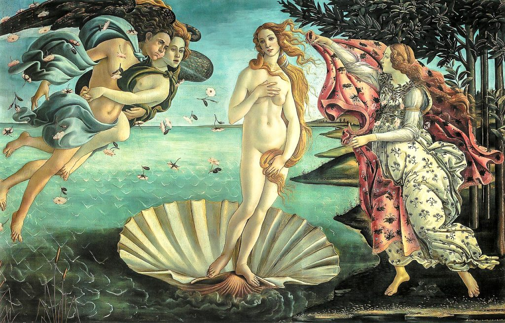 Day Two of 2 days in Florence, Italy // Seeing Botticelli's Birth of Venus at the Uffizi Gallery