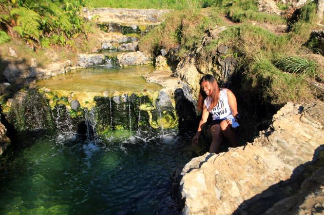 Balite Hot Spring in Baganga