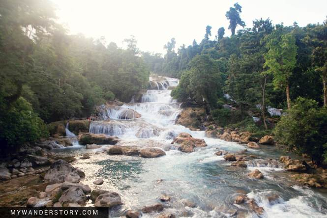 MWS - Aliwagwag Falls