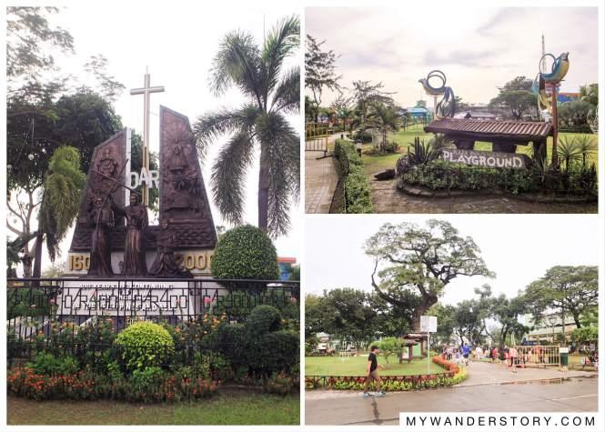 Cebu City Tour - Plaza Independencia