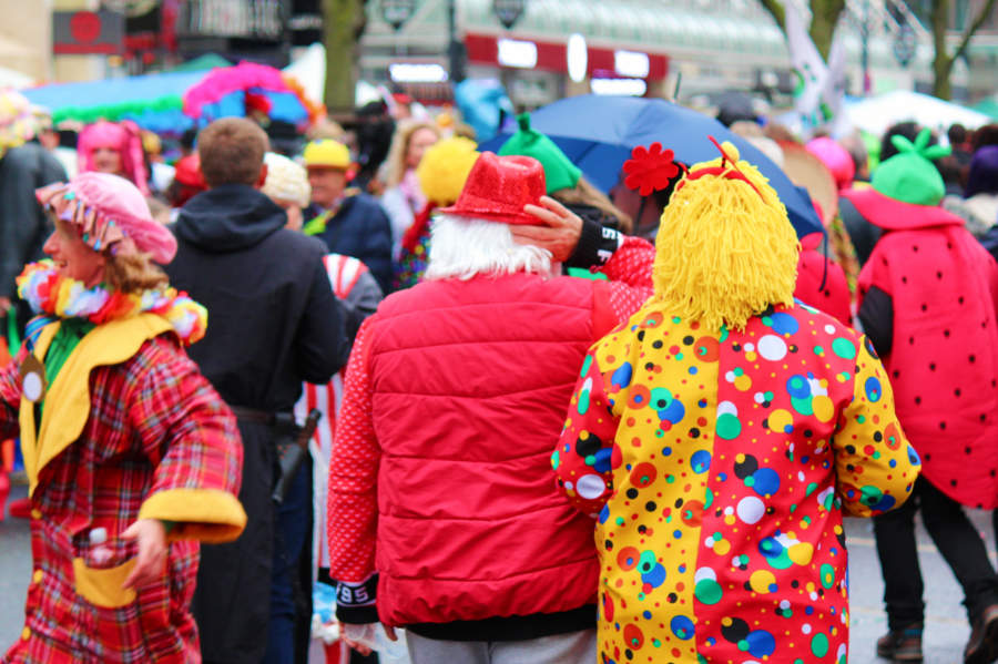 Karneval v Německu – bujaré veselí i politická satira