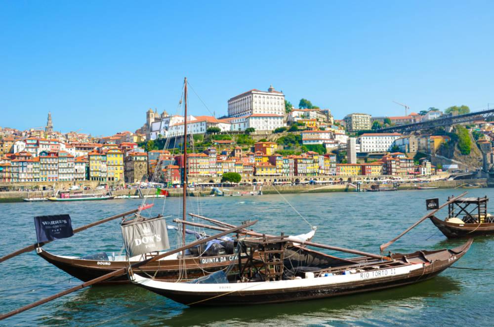 Porto: nejkrásnější město v Portugalsku