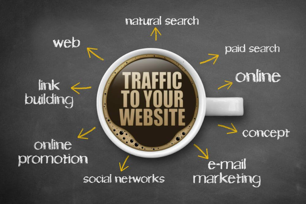 Jacksonville Web Traffic