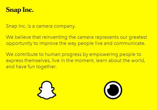 Snapchat via Webpage