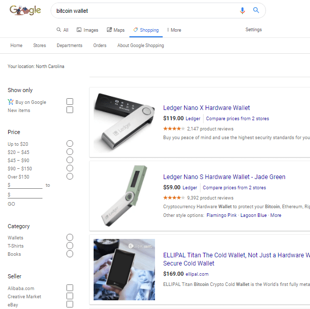 Google Shopping Experience Upgraded