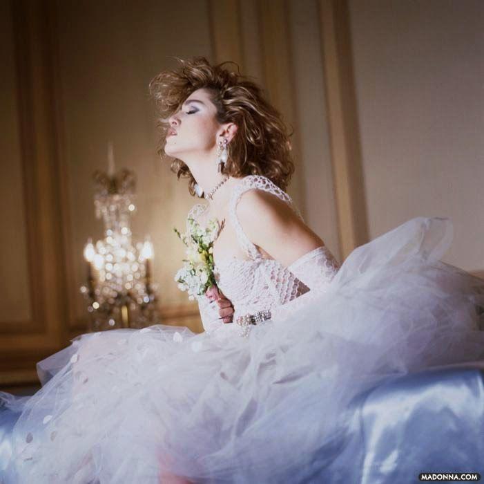 famosas vestidas de novia