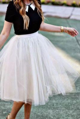 Faldas de Tul para Invitadas