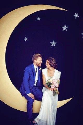 tutorial photocall luna boda