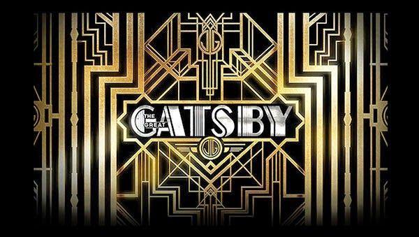 Imprimibles Numeros de Mesa Estilo Gatsby