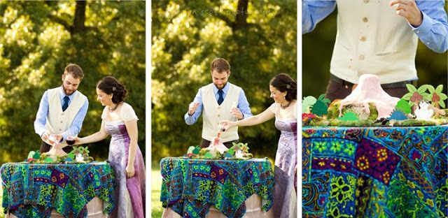 Ceremonias boda simbolicas