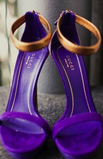 zapatos novia ultra violet