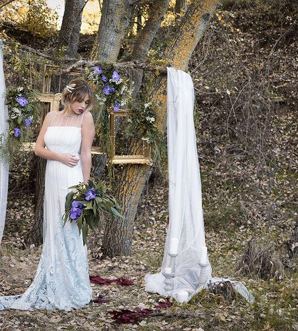 boda en el bosque editorial
