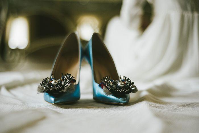 Zapatos de novia Irreverente Shoes