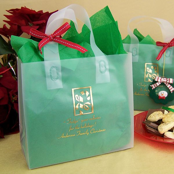 Christmas Gift Amp Goodie Bags Personalized