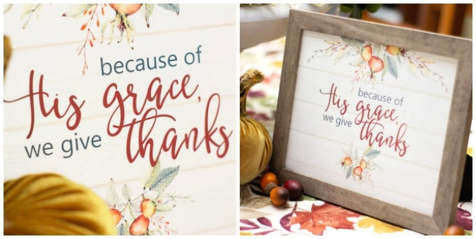 tuesday turn about thanksgiving printable collage