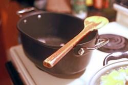 vinegar braised chicken - all clad 2