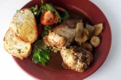 vinegar braised chicken - final 4