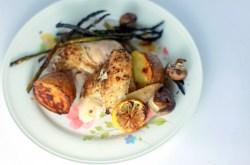 shiitake chicken - final