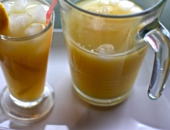 Love of the West African ginger drink
