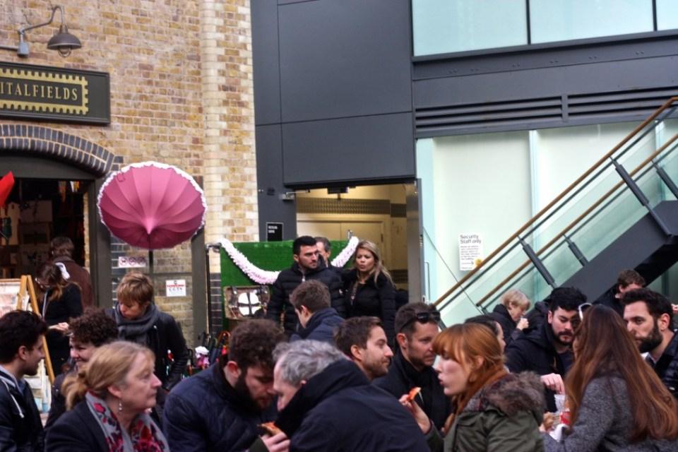 London Spitafields Market