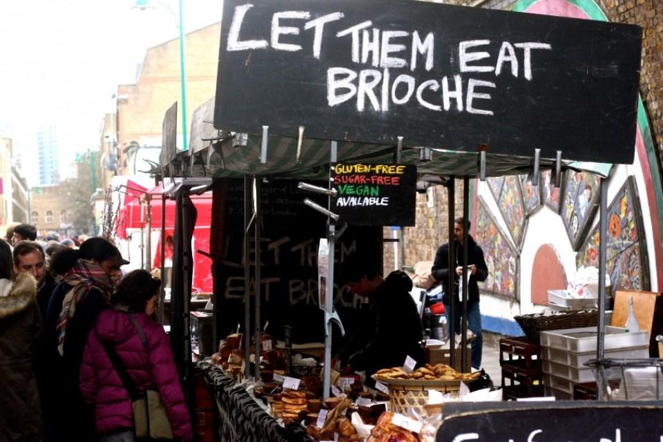 Brick Lane Street Food London