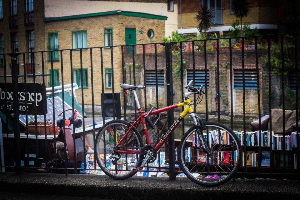 Lone Bicycle Photo Essay: Broadway Market in Hackney