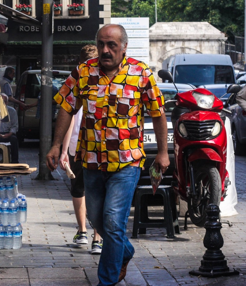 Food meets Fashion: Istanbul